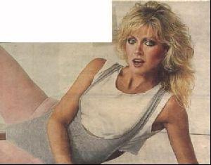 Actress donna mills : 2