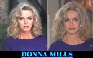 Actress donna mills : 6