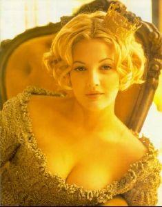 Actress drew barrymore : 36