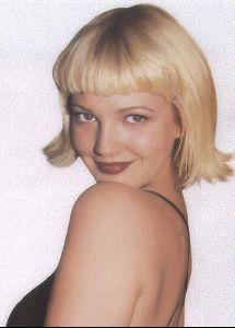 Actress drew barrymore : 90