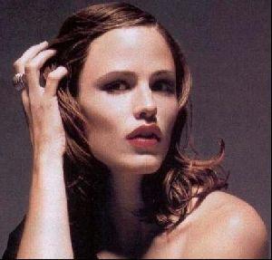Actress jennifer garner : 23