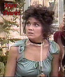 Actress joyce dewitt : 2