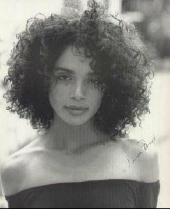 Actress lisa bonet : 16