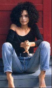 Actress lisa bonet : 23