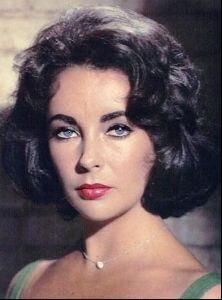 Actress liz taylor : 16