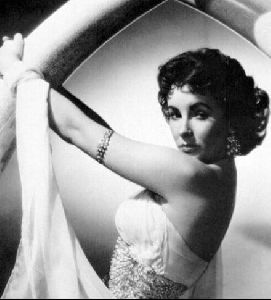 Actress liz taylor : 26