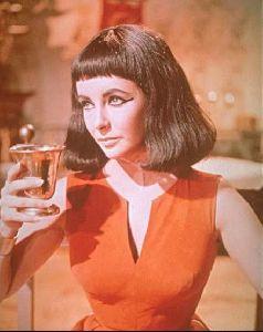 Actress liz taylor : 27