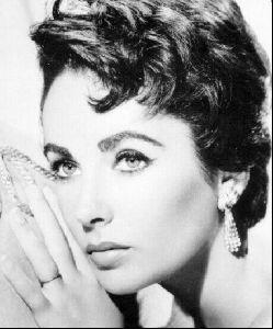 Actress liz taylor : 31