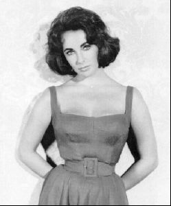Actress liz taylor : 4