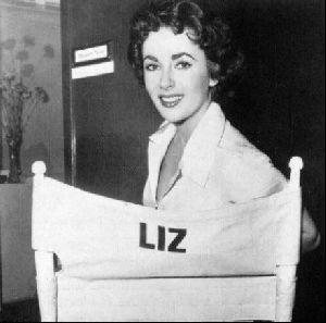 Actress liz taylor : 6