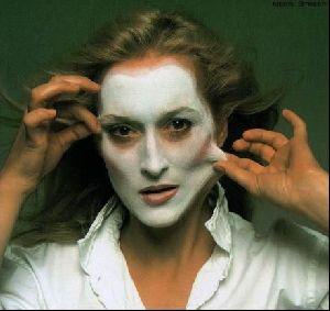 Actress meryl streep : 2