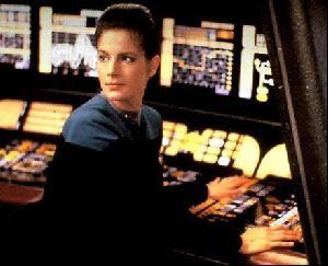 Actress terry farrell : 19