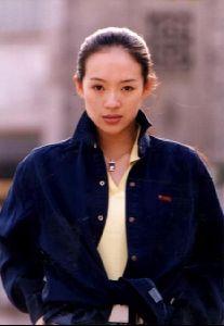 Actress zhang ziyi : 3