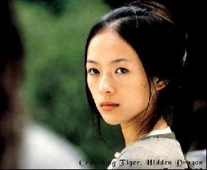 Actress zhang ziyi : 56