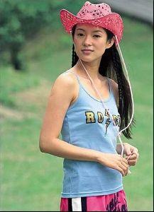 Actress zhang ziyi : 61