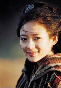 Actress zhang ziyi : 7