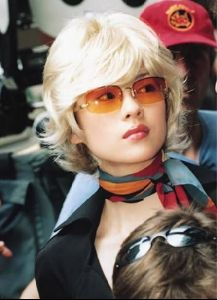 Actress zhang ziyi : 72