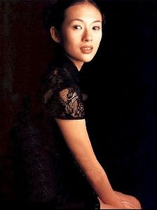 Actress zhang ziyi : 75