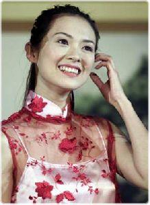 Actress zhang ziyi : zz21