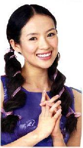 Actress zhang ziyi : zz33