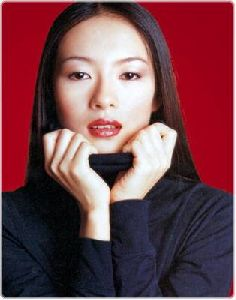 Actress zhang ziyi : zz44