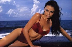 Female model almudena fernandez : 4