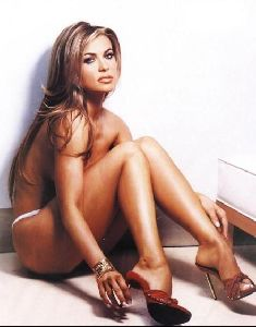 Female model carmen electra : 11