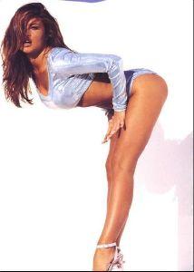 Female model carmen electra : 79