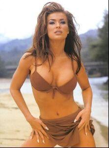 Female model carmen electra : 83