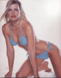 Female model daniela pestova : 24