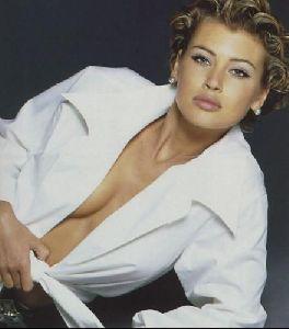 Female model daniela pestova : 34