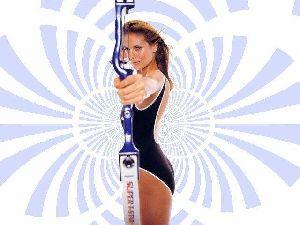 Female model heidi klum : heidi klum 012