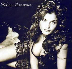 Female model helena christensen : 11