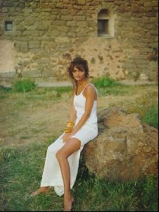 Female model helena christensen : 17