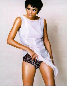 Female model helena christensen : 63