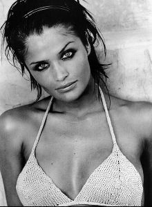 Female model helena christensen : 66