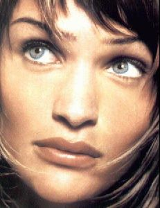 Female model helena christensen : hc19