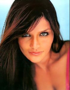 Female model helena christensen : hc22