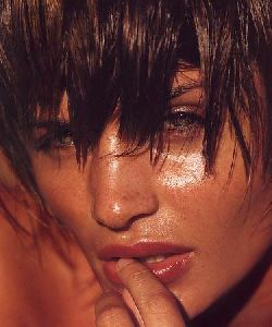 Female model helena christensen : hc23