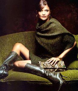 Female model helena christensen : hc26