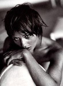 Female model helena christensen : hc4