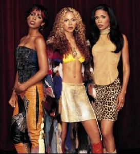 music band destinys child : 9