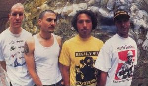 music band rage against the machine : 8
