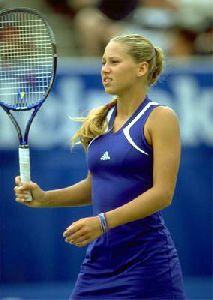 female athlete anna kournikova : ak21