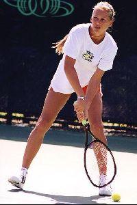 female athlete anna kournikova : anna37