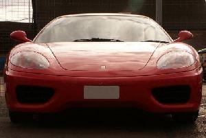 Ferrari : Ferrari F360 Stradale