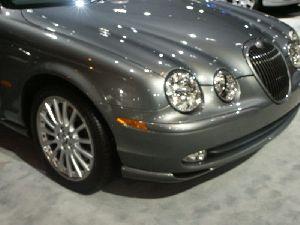 Jaguar : 2003 S TYPE Jaguar