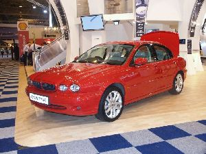 Jaguar : Alpine Audio s Jaguar Show Car