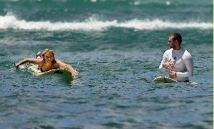 Justin Timberlake : justin-cameron-vacation05