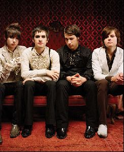 Music Panic AT The Disco picture: Panic AT The Disco A promotional photo OF the band Panic  AT the D
